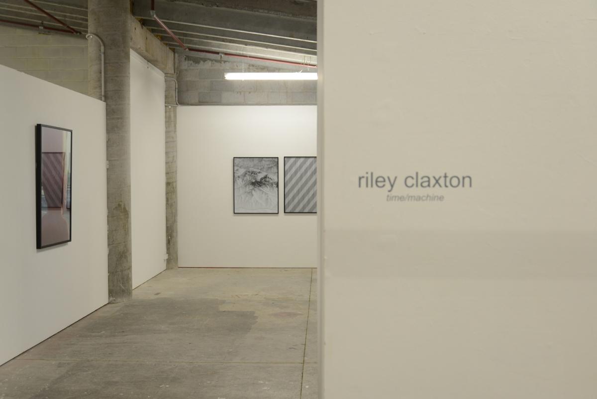 Exhibition pics  Riley  Claxton
